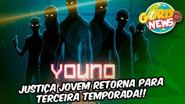 Justiça jovem - Renovada para 3° temporada
