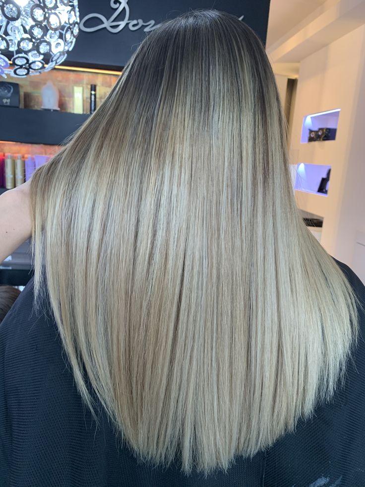 Farbverlauf Trendfrisuren Frisuren Langhaar Haare