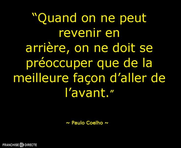 Citation de Paulo Coelho #citation #motivation