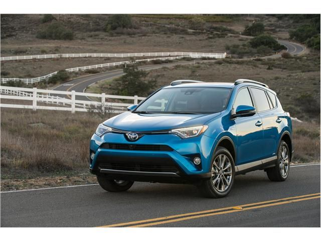 The Toyota Rav4 Hybrid Is Ranked 8 In Compact Suvs By U S News World Report See The Review Prices Toyota Rav4 Hybrid Rav4 Hybrid 2018 Toyota Rav4 Hybrid