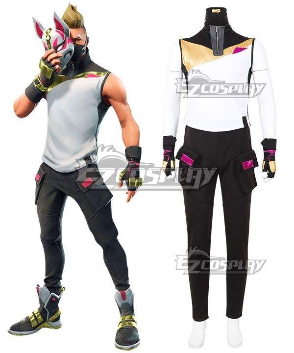 Fortnite Halloween Costumes 2019.Fortnite Battle Royale Fortnite Season 5 Drift Skins Cosplay