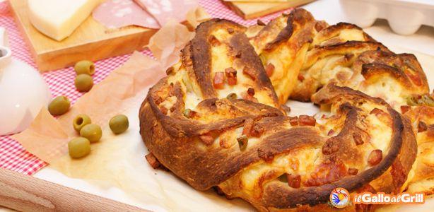⇒ Torta Angelica Salata | il Gallo al Grill.it