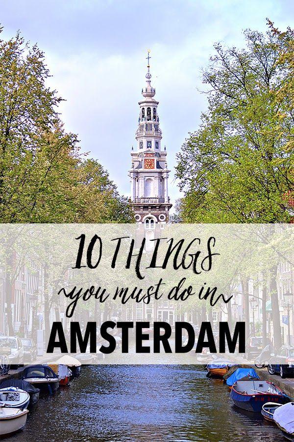 History In High Heels: 10 Things: Amsterdam