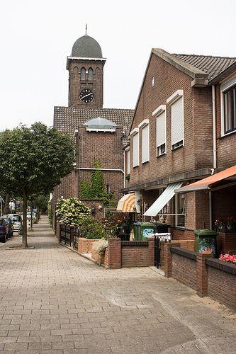 Alcorstraat Heijplaat Rotterdam