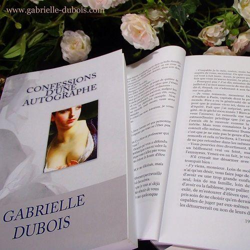 Un long extrait de ce surprenant roman à lire sur le site de Gabrielle Dubois ! #gabrielledubois