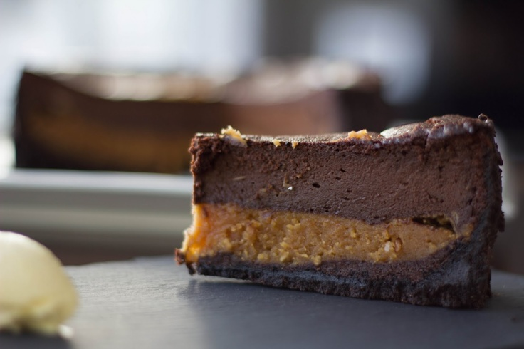 chocolate peanut butter cheesecake Sweets recipes