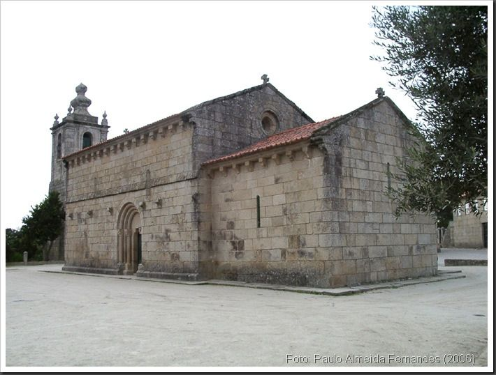 Gandara - Cabeça Santa - Penafiel 1 - Foto Paulo Almeida Fernandes 2006