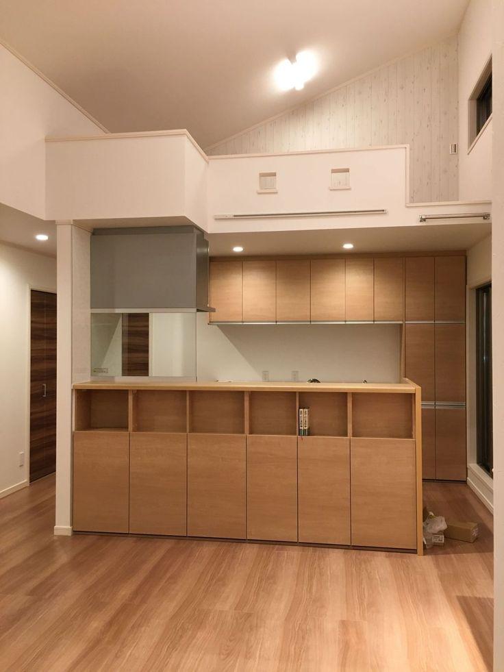 【Web内覧会】キッチン&パントリー | 俺氏、家建てるってよ。
