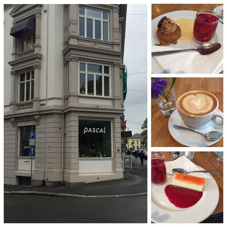 Kleine Cafe-Tour durch Oslo. Oslo ist teuer, aber sehr schön
