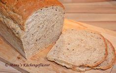 Manus Küchengeflüster: Vollkorn-Butter-Toast mit 4-Saat-Mischung
