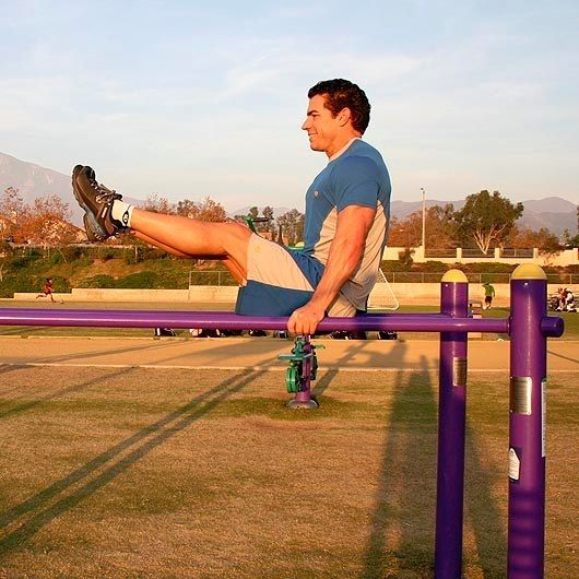 25 Best Ideas About Outdoor Fitness Equipment On: Outdoor Fitness Equipment