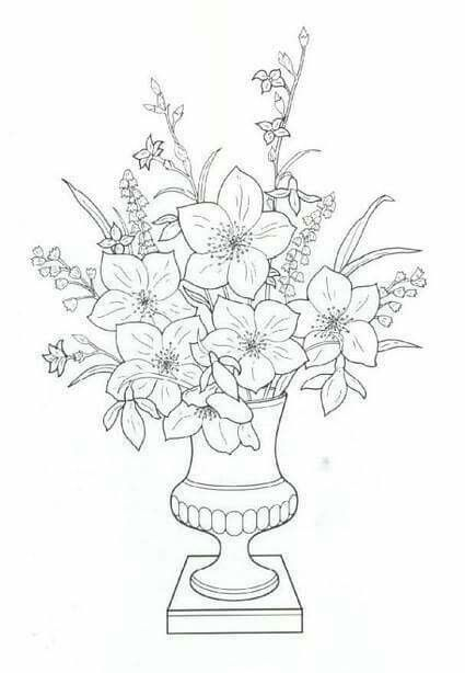 17 Best Images About Flowers Drawing Of Daffodil On Pinterest