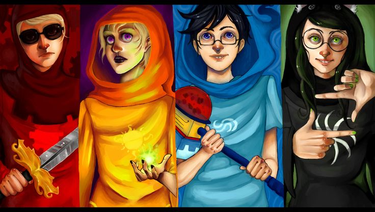 49 best images about Homestuck god tier on Pinterest   The ...Dave And Rose Homestuck Cascade