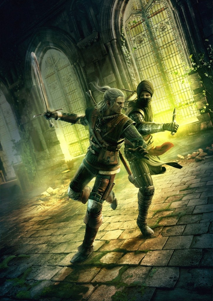 The Witcher 2: Assassins of Kings Screen on http://www.majestichorn.com/2012/03/the-witcher-2-assassins-of-kings-screen/