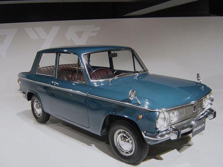 Mazda  Familia-800