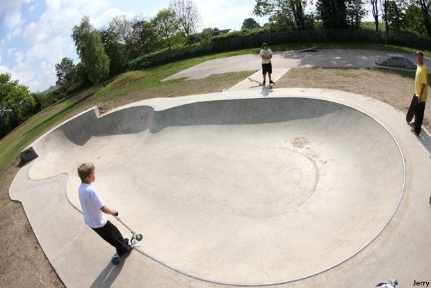 Sutton Skatepark
