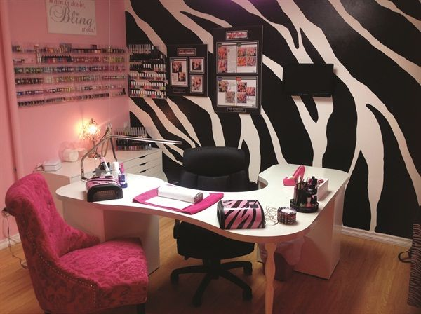 Show (Us) Your...Manicure Tables - Nails Magazine