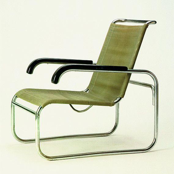 Vitra Design Museum: B 35 - Marcel Breuer