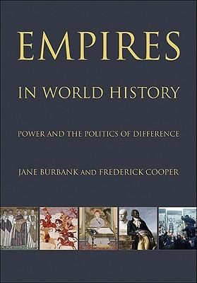 Empires in world history: power and the politics of difference  Description: Empires--vast states of territories and peoples united by force and ambition--have dominated the political landscape for more than two millennia. Empires in World History departs from conventional European and nation-centered perspectives to take a remarkable look at how empires relied on diversity to shape the global order. Beginning with ancient Rome and China and continuing across Asia Europe the Americas and…