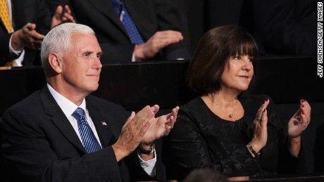 Meet Mike Pence's chief adviser: Karen Pence - CNNPolitics.com