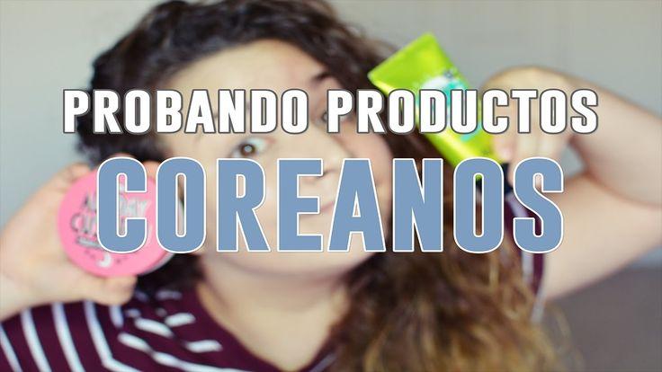 ¡MI CARA QUEDO BLANCA! | PROBANDO PRODUCTOS COREANOS | aletsia29
