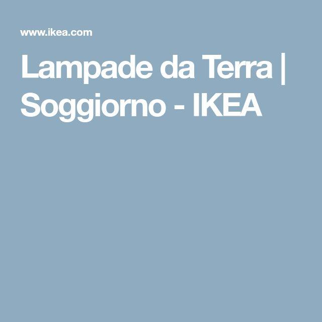Lampade da Terra | Soggiorno - IKEA