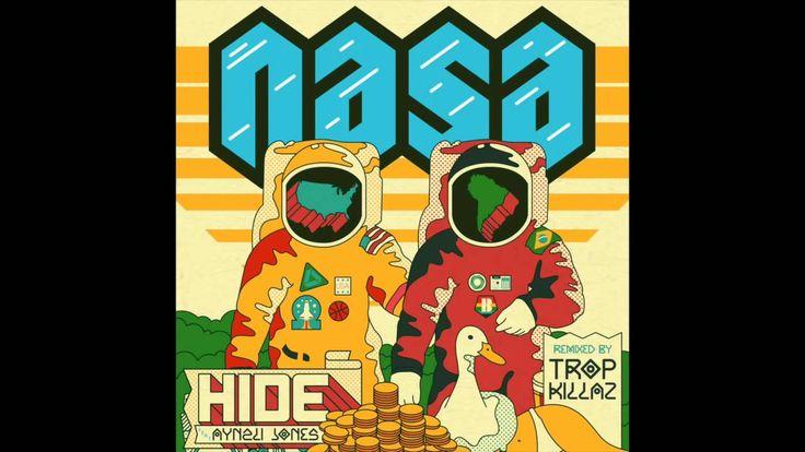 "N.A.S.A. - Hide (feat. Aynzli Jones) [Tropkillaz Remix] Buy on iTunes! http://smarturl.it/nasahide As heard on SONOS commercial ""Faceoff"" http://youtu.be/xDb..."