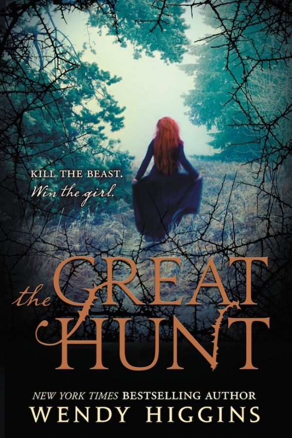 The Great Hunt by Wendy Higgins • March 8, 2016 • HarperTeen https://www.goodreads.com/book/show/22428707-the-great-hunt