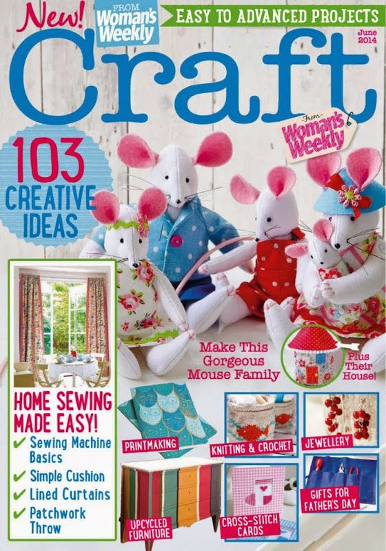 Woman's Weekly Craft 2014 06