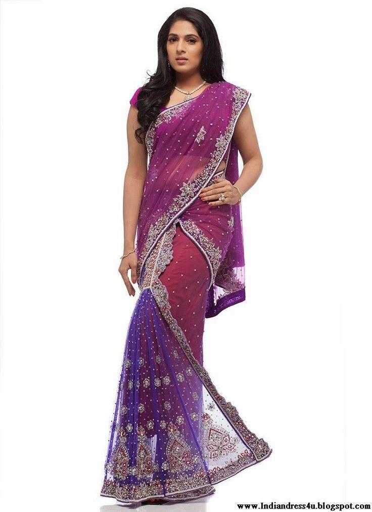 Indian Wedding Dresses | Indian Wedding Anarkali Beautiful Indian Dress 2014