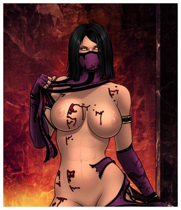 mortal combat hot nude
