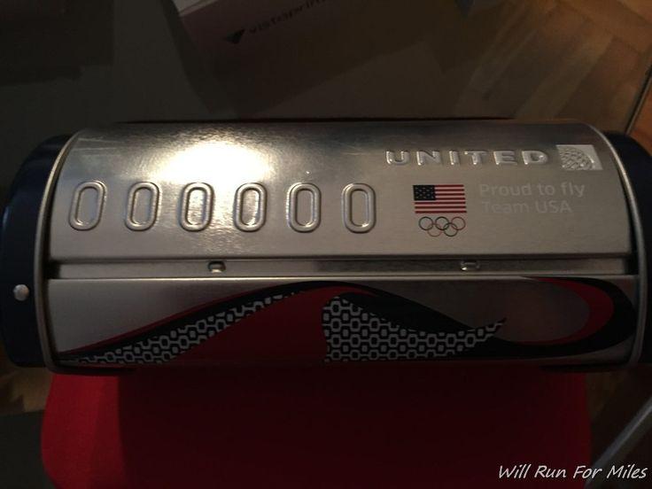 Giveaway: UNITED's TEAM USA 2016 OLYMPICS AMENITY KIT & LHR-JFK Flight Review - http://willrunformiles.boardingarea.com/giveaway-uniteds-new-amenity-kit/