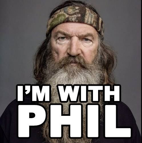 1.3M Like 'Stand With Phil Robertson' Facebook Page; Twice as Popular as A&E Page