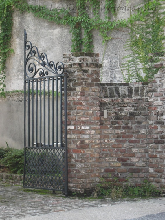 17 Best Images About Gates On Pinterest Gardens Iron