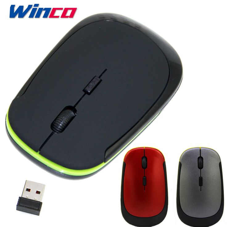 Wireless Mouse Fashion U-Shaped 2.4GHz Wireless Mouse 1600DPI Optical Mouse For Computer Laptop Free Shipping //Price: $9.95 & FREE Shipping //     #DRONE