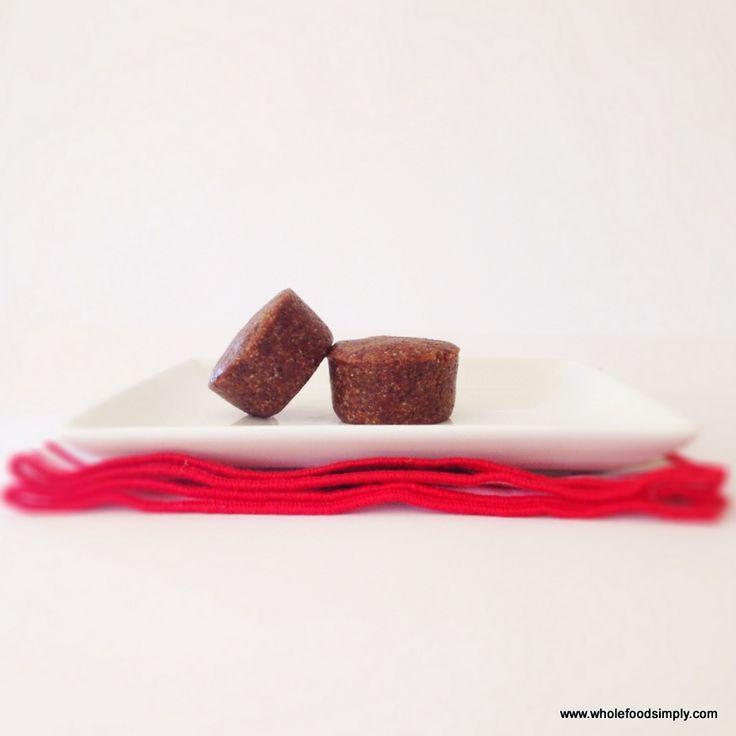 Mini Christmas Puddings - Wholefood Simply