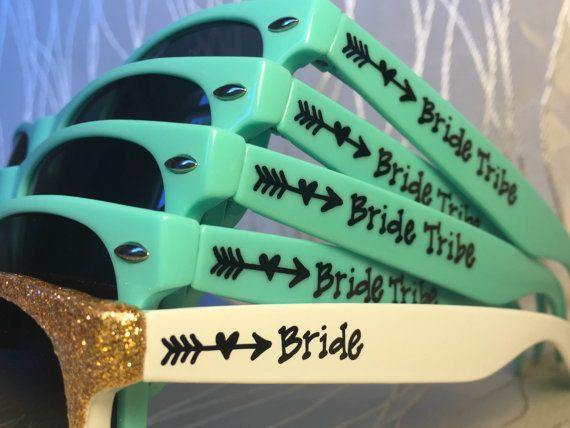 Hey, I found this really awesome Etsy listing at https://www.etsy.com/uk/listing/264841102/bride-tribe-personalized-sunglasses-for