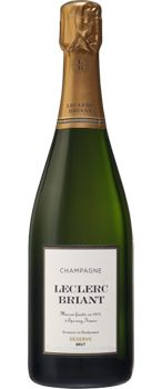 Champagne Leclerc Briant is a biodynamic wine house in Epernay, France