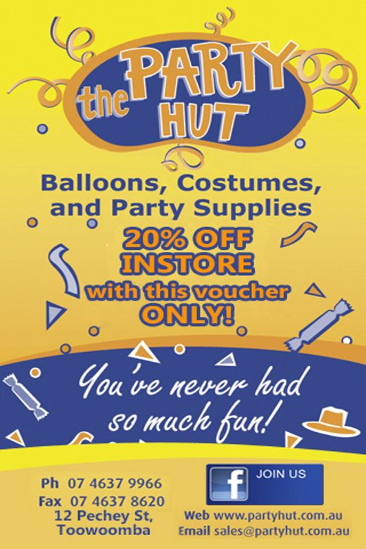 buy party products