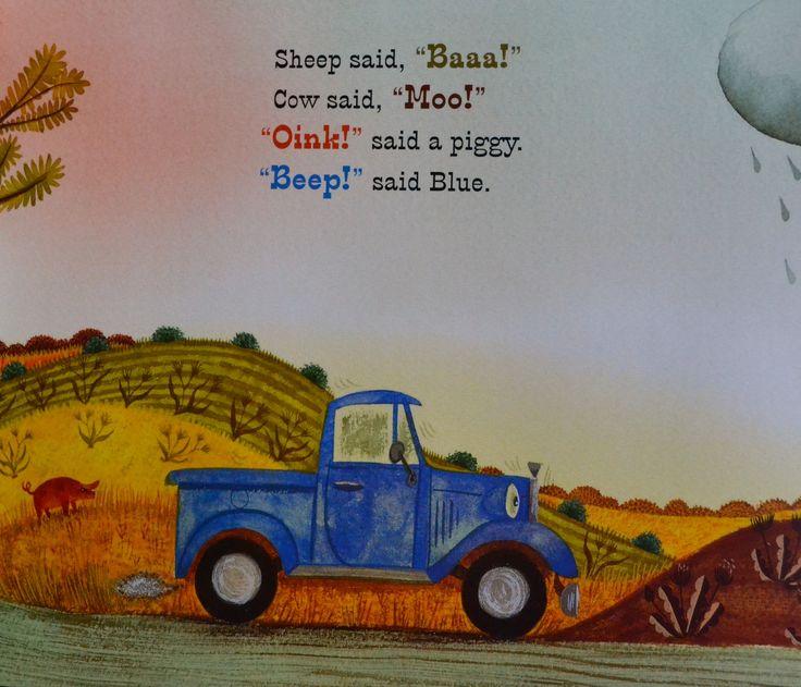 1000+ Ideas About Little Blue Trucks On Pinterest
