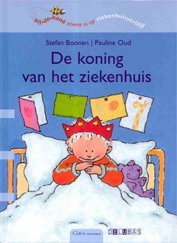 Een prachtig geïllustreerd boek dat langdurig ziek zijn voor kinderen bespreekbaar wil maken. Met tips voor ouders voor een goede voorbereiding en begeleiding in het ziekenhuis. Vanaf 4 jaar