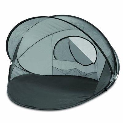 Picnic Time Portable Beach Umbrella Sun Protect Shelter