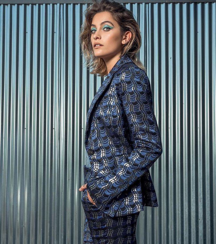 Paris Jackson in Vogue Brazil Magazine 2018
