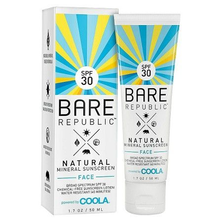 $15, LH Approved, at Target------Bare Republic SPF30 Mineral Face Lotion 1.7 oz : Target