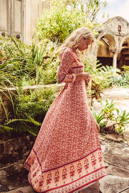 Sugar Maxi Summer Sunrise - Arnhem Clothing