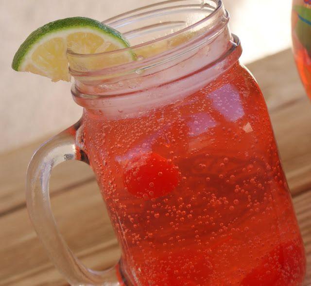 Pioneer Woman's Cherry Limeade