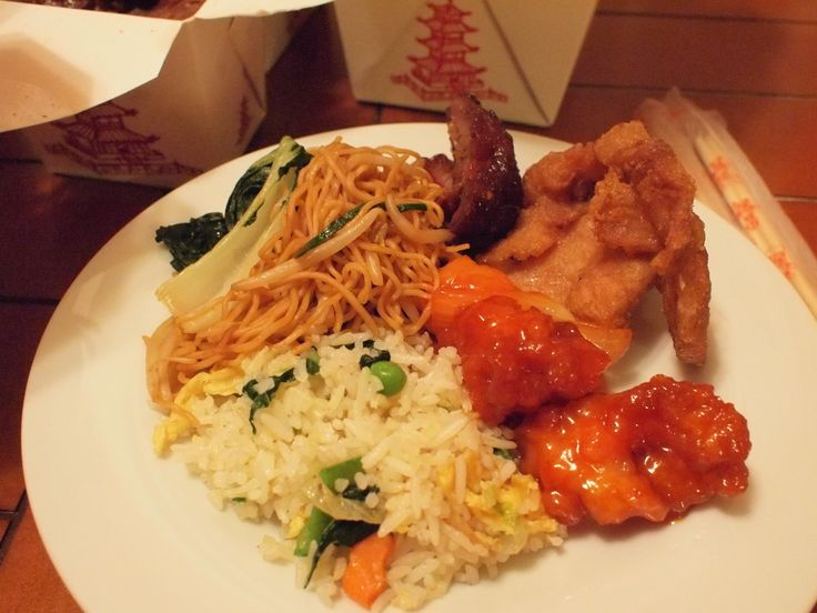 Chinese Food Menu Take OUt Recipes Meme Box Noodles