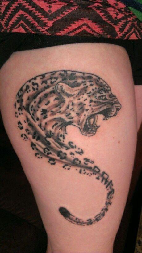 16 best jacksonville jaguars tattoos images on pinterest for Best jacksonville tattoo artists