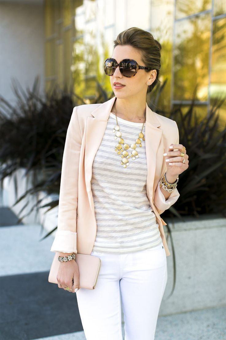 Best 25+ Peach blazer ideas only on Pinterest | Spree clothing ...