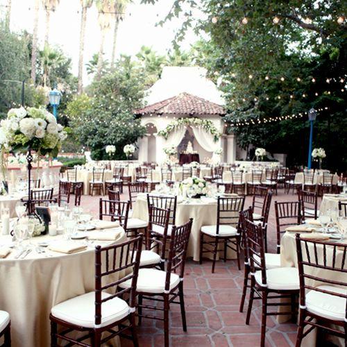 El Teatro - Rancho Las Lomas - Orange County Open Air Wedding Venue